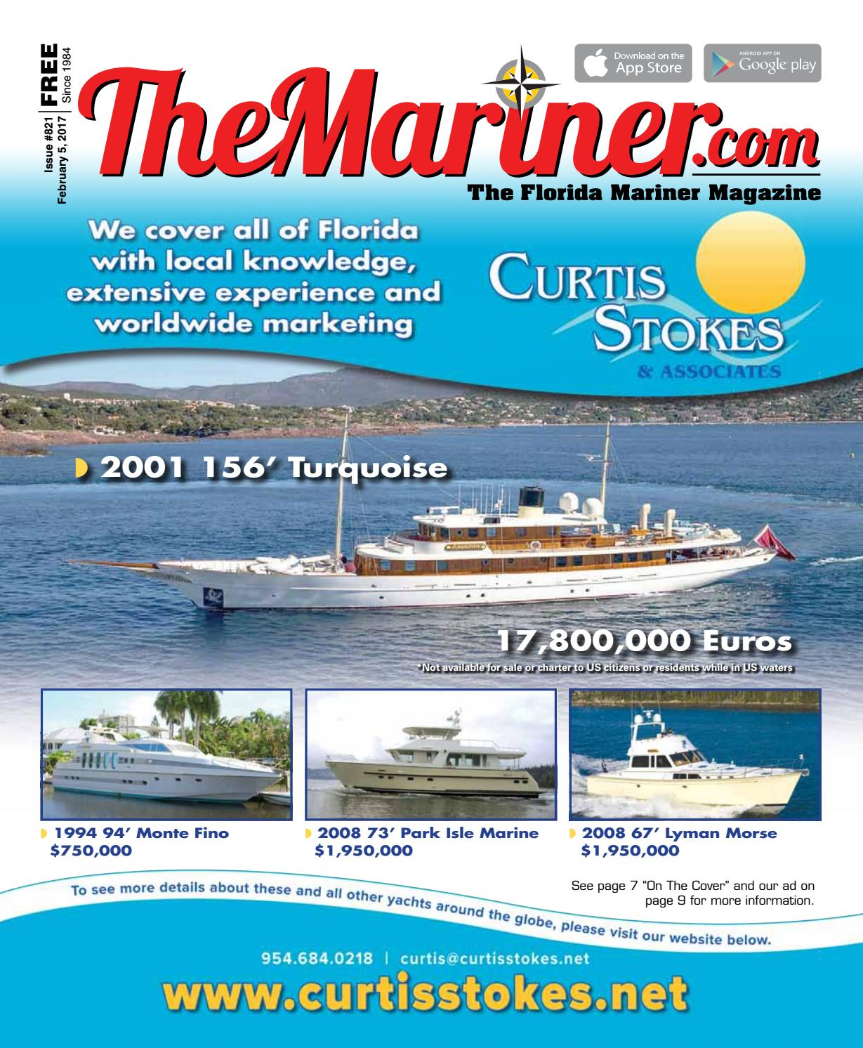 Issue 821 by The Florida Mariner - issuu
