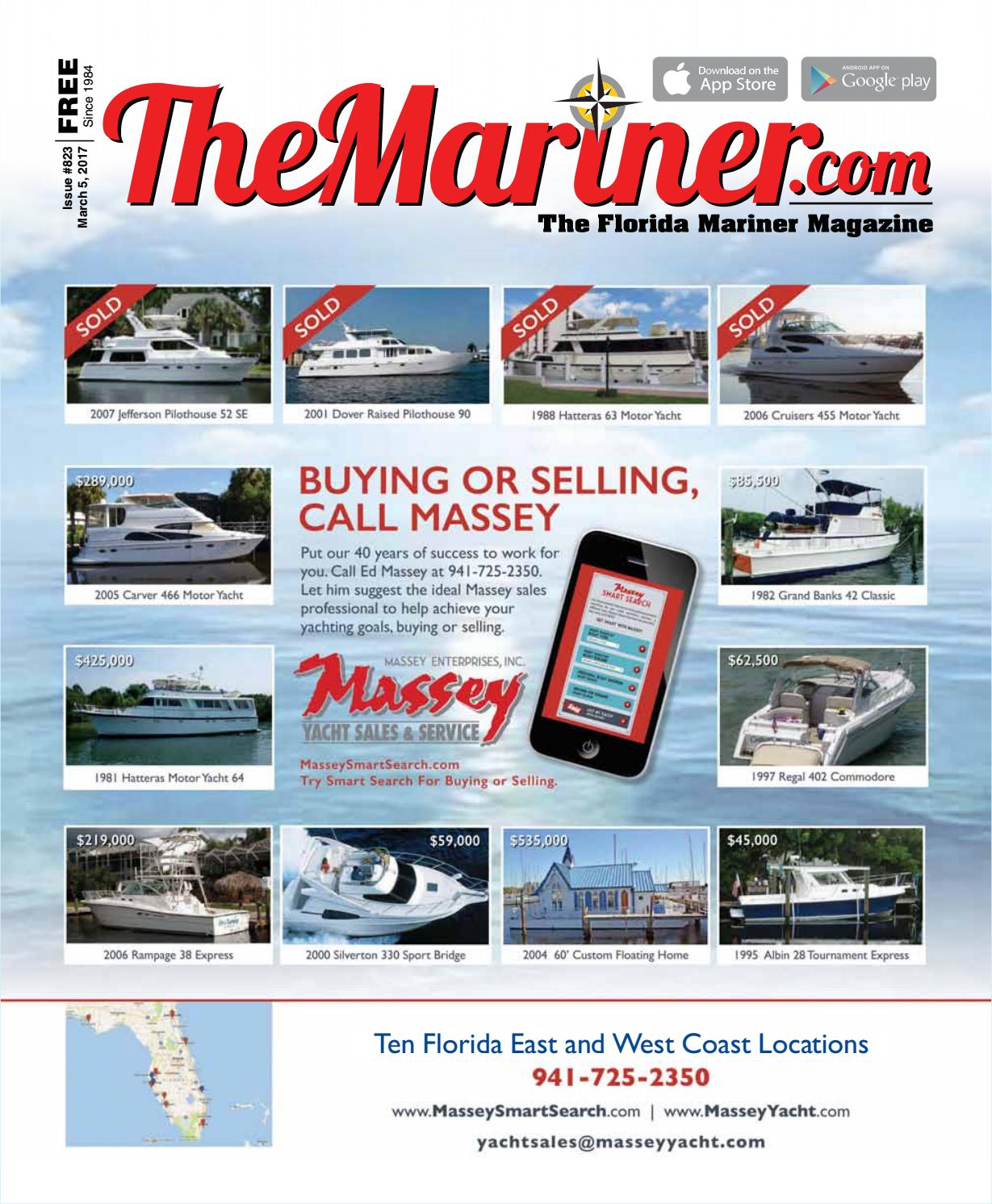 Issue 823 by The Florida Mariner - issuu on