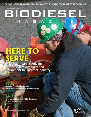 2017 Summer Biodiesel Magazine (Q3)