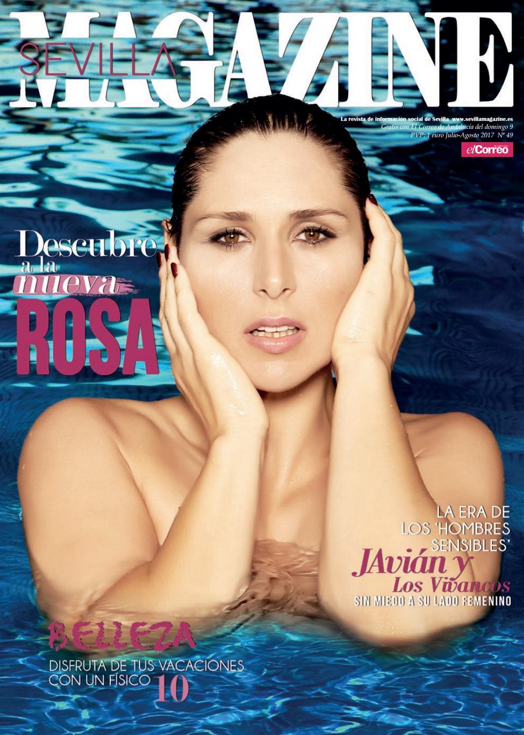 Magazine Agosto Sevilla 2017 Julio SUGVqzMp