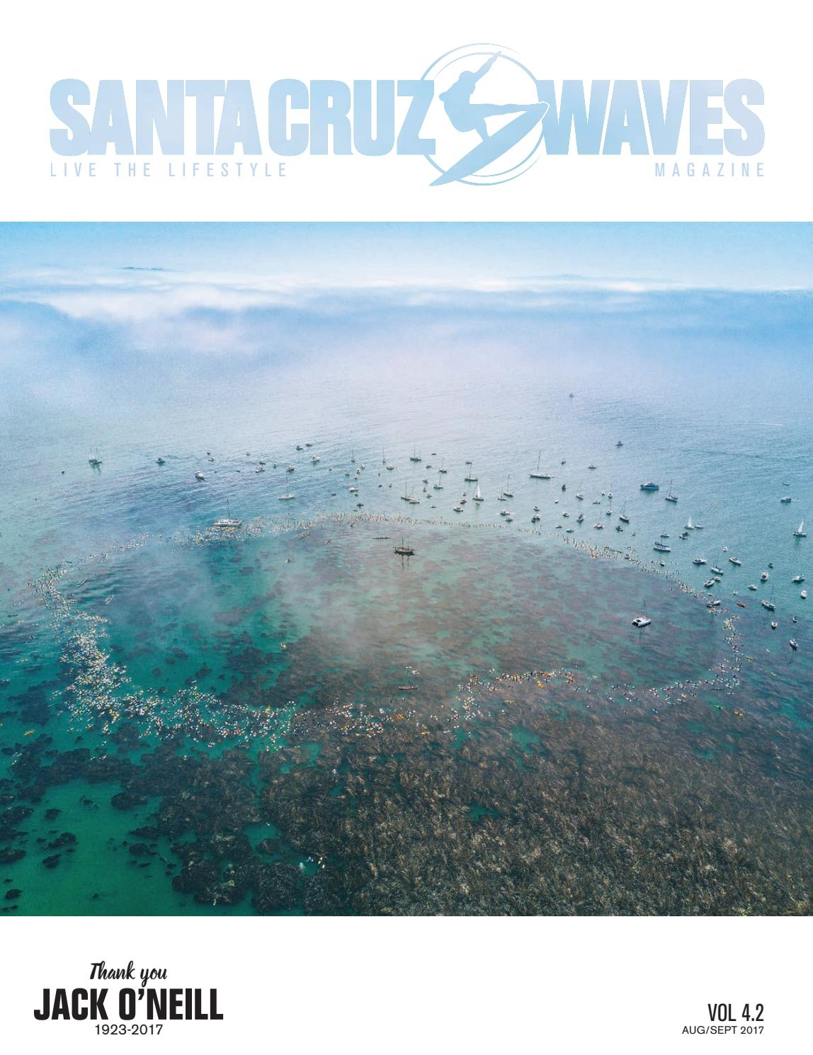 Santa Cruz Waves June/July 2016 Issue 3.1 by Santa Cruz Waves - issuu