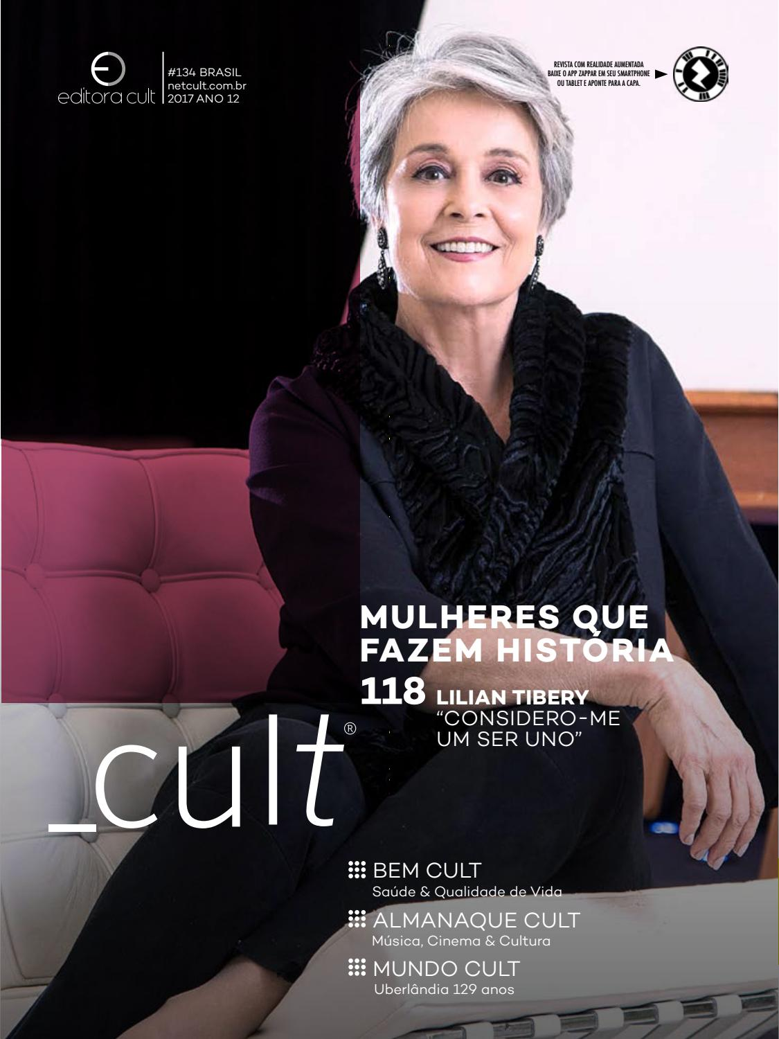 28e110be6a1 CULT 134  Lilian Tibery by Revista Cult - issuu