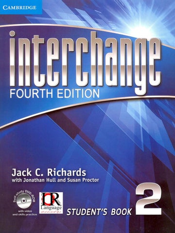 New Interchange 1 Students Book Pdf