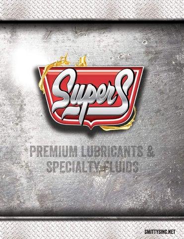Catalogo Lubricantes Super S By Grupo Fanast Issuu