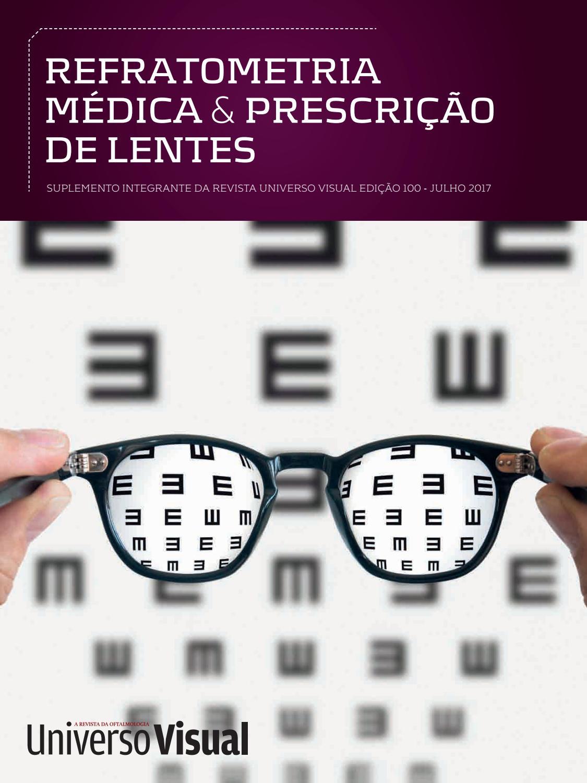 4a11b29115f17 Refratometria Médica   Prescrição de Lentes - Universo Visual (Edição 99)  by Universo Visual - issuu