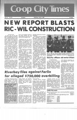 Co-op City Times 07/05/1980 by Co-op City Times - issuu