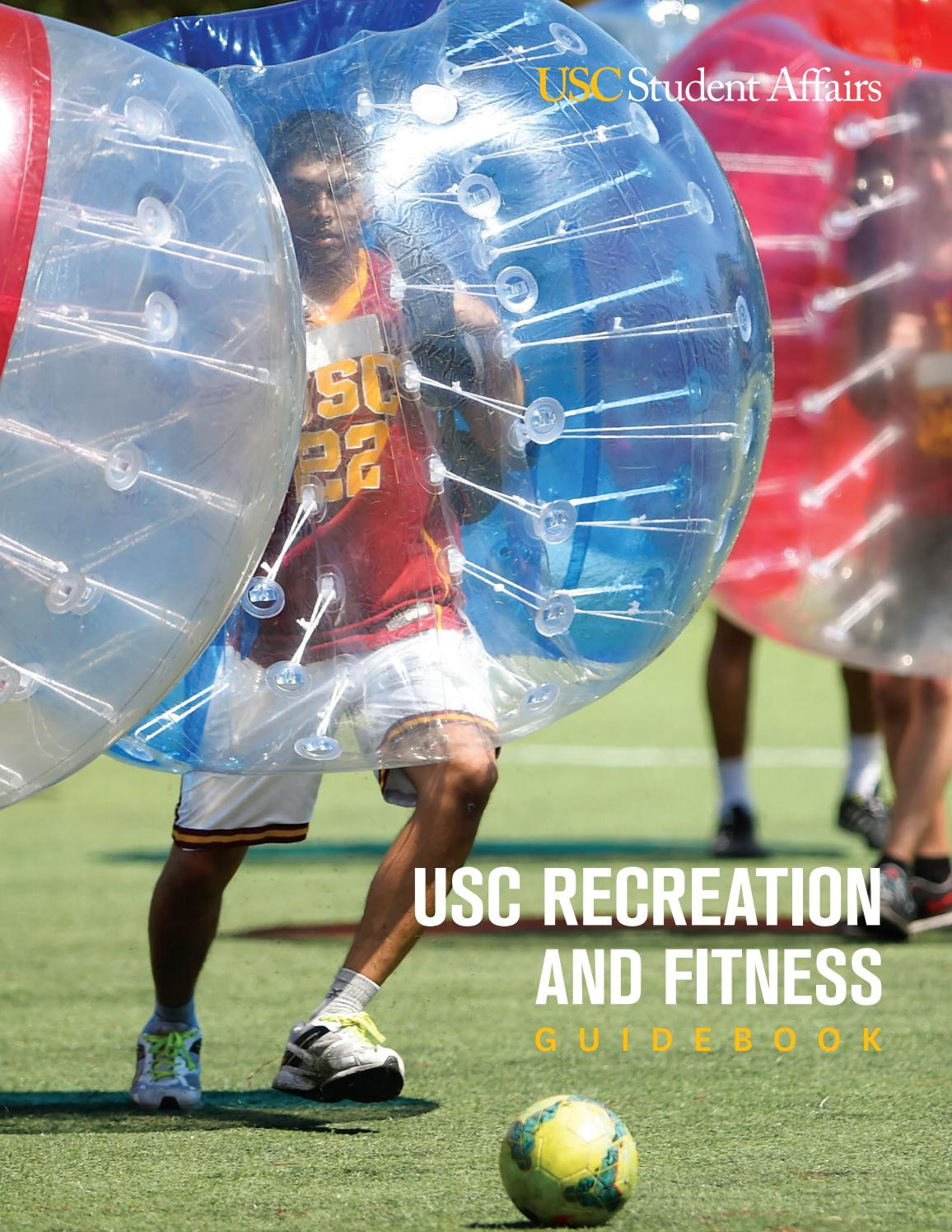 f2486a6dde3 Rec   Fitness Guide Fall 2017 edition by University of Southern California  - issuu