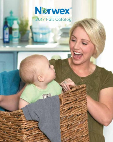 Norwex 2017 Fall Catalog By Lexi Commander Issuu
