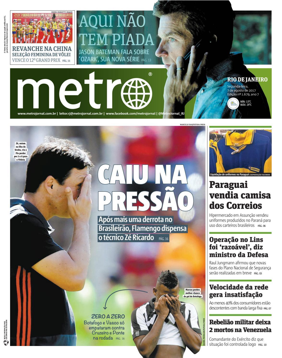 Rio 07 08 2017 by metro brazil - issuu fe2a064b64b76