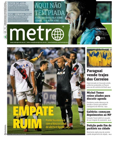 a689df386 Campinas 07 08 2017 by metro brazil - issuu