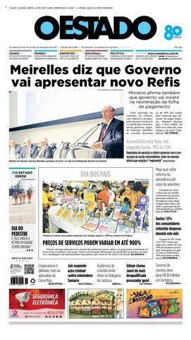 08 08 2017 -Edição 23084 by Jornal O Estado (Ceará) - issuu 565c8f112b