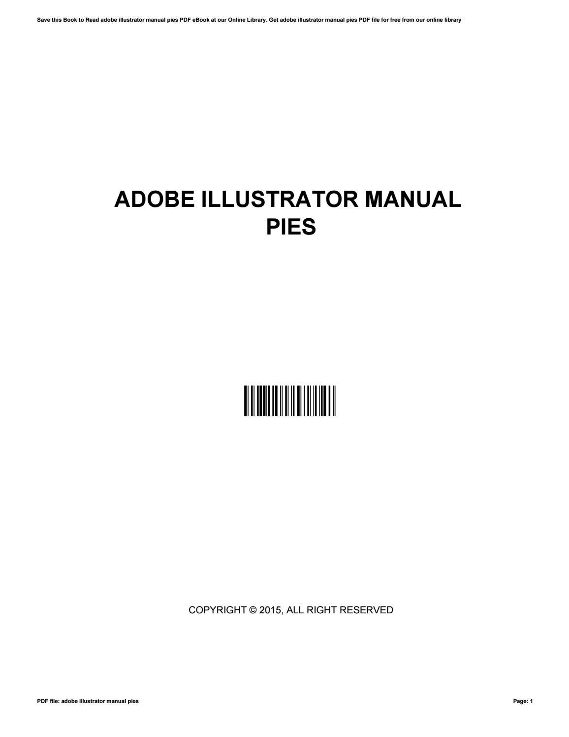adobe illustrator manual pies by davidknott4945 issuu rh issuu com