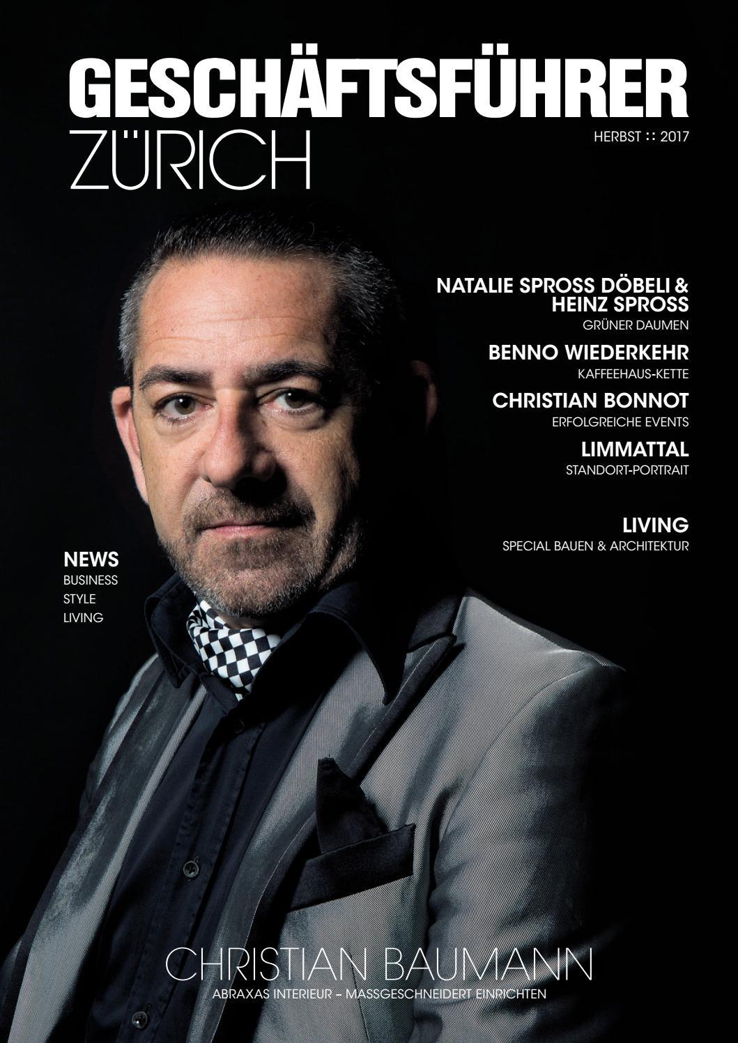 Geschäftsführer Zürich 03/2017 by rundschauMEDIEN AG - issuu
