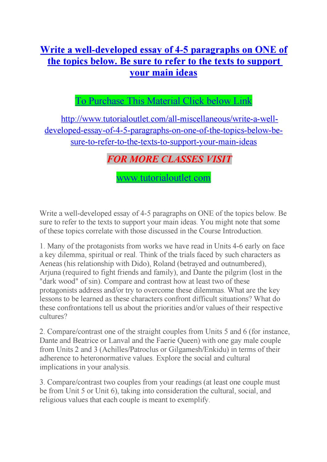 scaffolding 5 paragraph essay In defense of the 5-paragraph essay posted on 4 january 2016 by robert sheppard i think it can be a great scaffold for students who need help with focusing.