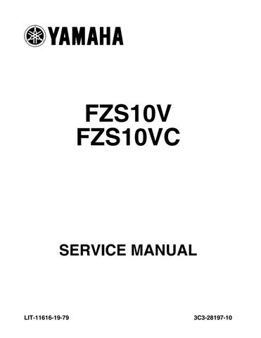 [SCHEMATICS_48YU]  2007 yamaha fz1 fzs1000w service repair manual by hjsnenfn - issuu   2007 Yamaha Fz1 Wiring Diagram      Issuu