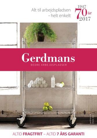 0d1d560c Gerdmans – Efterår 2017 (DK) by Gerdmans - issuu
