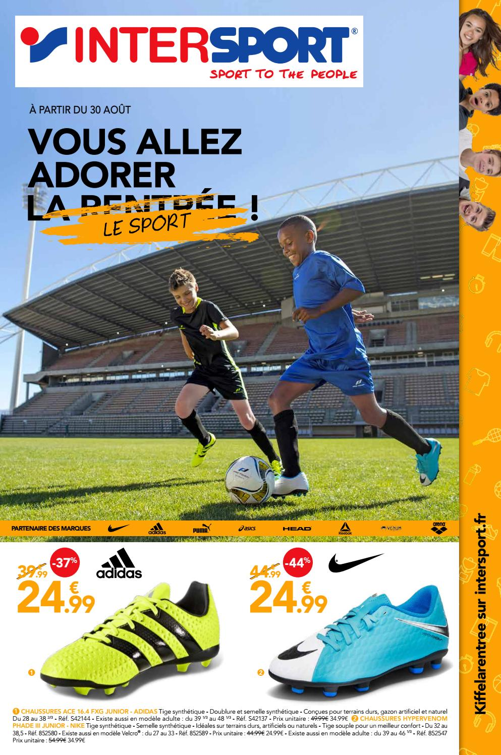Rentree PagesBy Mons Des – Classes24 Intersport srtdhQ