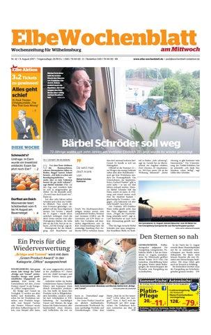 Wilhelmsburg KW32 2017 by Elbe Wochenblatt Verlagsgesellschaft mbH