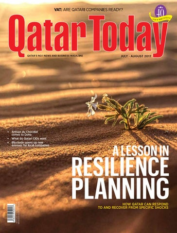 Qatar Today July - August 2017