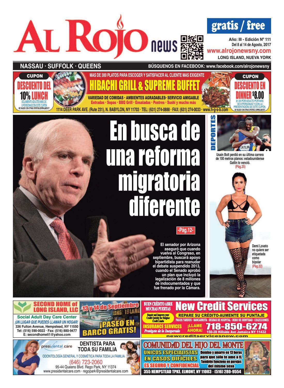 Al Rojo News año III edición 111 by Jose Rivas - issuu