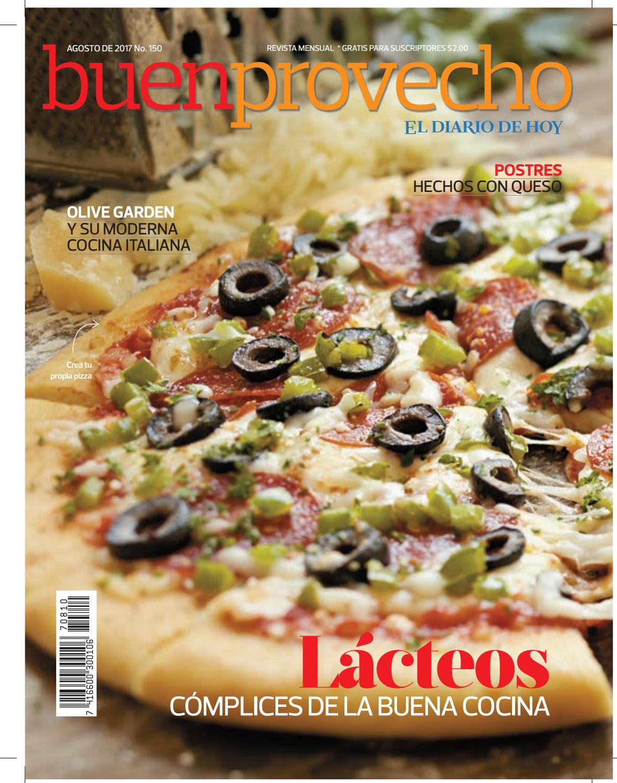 Buen Provecho Agosto 2017 by Grupo Editorial Altamirano - issuu af5b2f0d82a