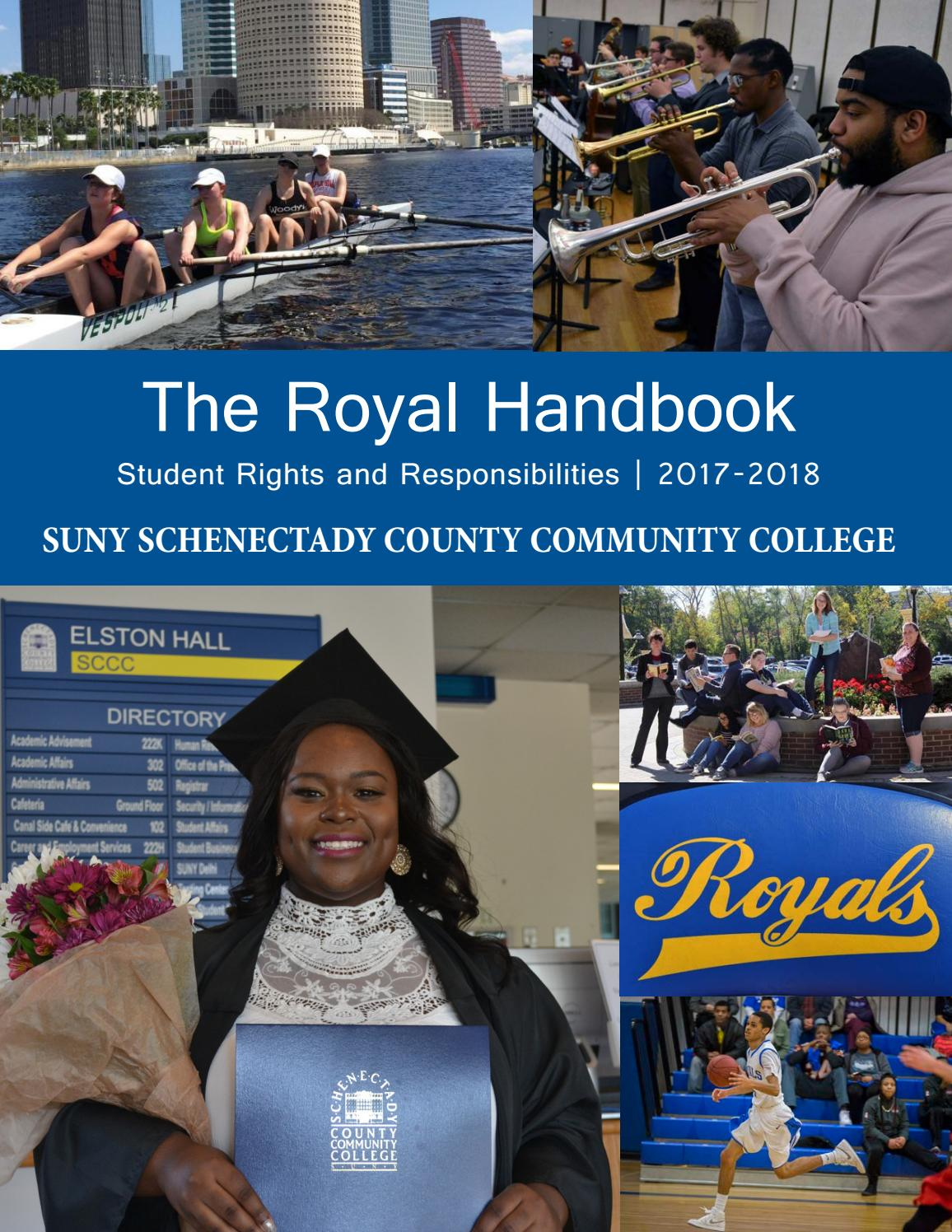 Suny Schenectady County Community College Student Handbook 2017 2018 Montgomery Academic Calendar Diagram You By Issuu