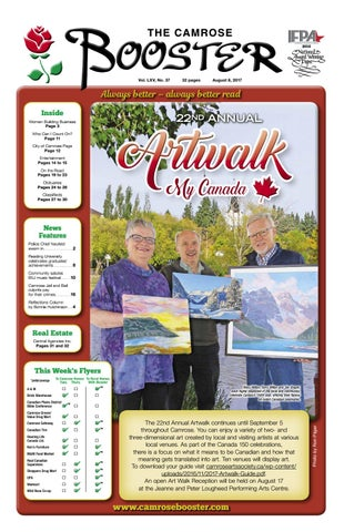 August 8 2017 camrose booster by the camrose booster issuu 2016 publicscrutiny Image collections