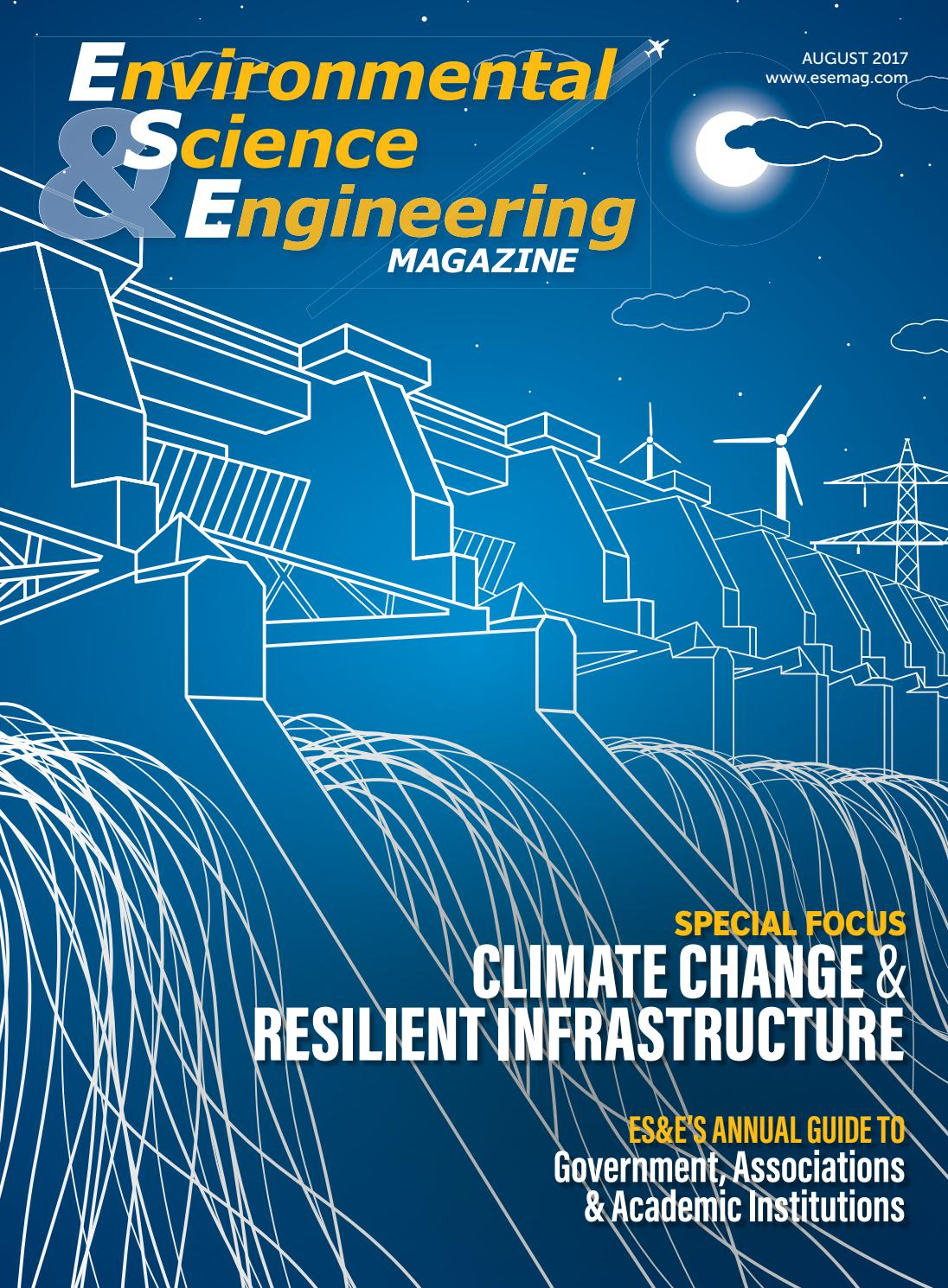 Environmental Science & Engineering Magazine (ESEMAG) August 2017 by ...