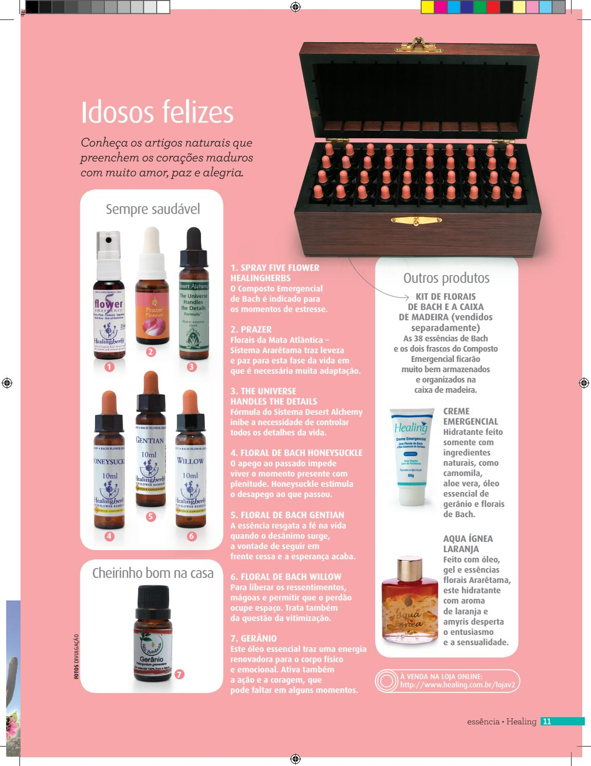 a1fdcf397 Revista Essência Healing - 3ª Edição by Healing Florais - issuu