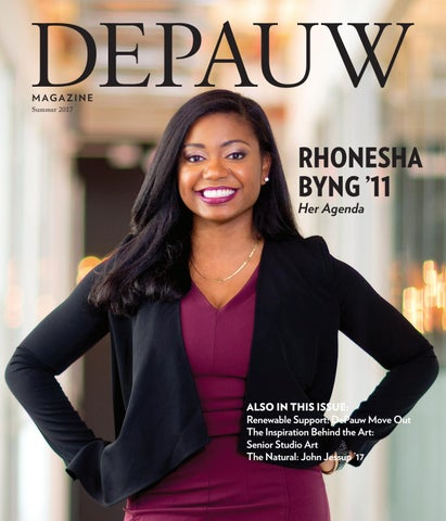 165b27f66afac DePauw Magazine Summer 2017 by DePauw University Publications - issuu