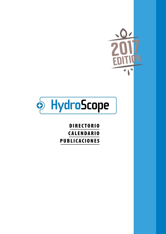 HydroScope® 2017   Spanish Edition by Mama Editions   issuu