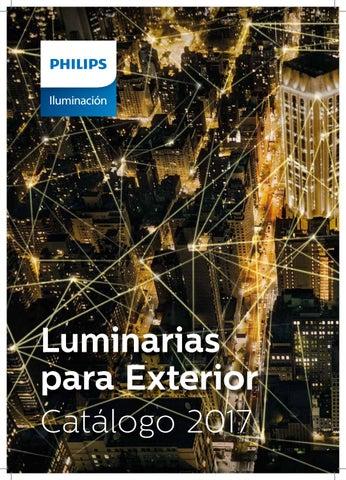 031cce43bda8 Catálogo Luminarias Para Exterior by Philips Lighting - issuu