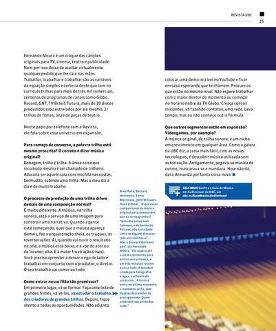 Page 25 of Fernando Moura: Mago das Trilhas