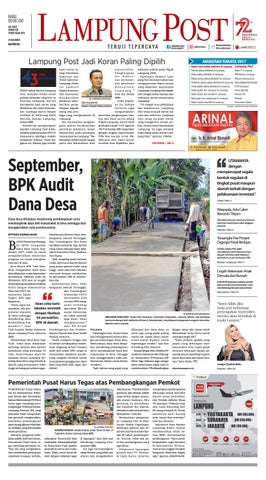 Lampung Post Rabu 9 Agustus 2017 By Lampung Post Issuu