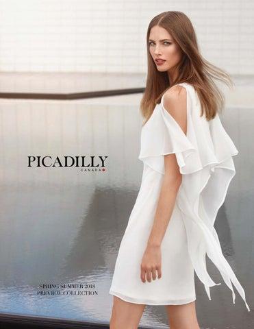 PICADILLY 2018SS Lookbook by Picadilly Canada - issuu 3adaf6640