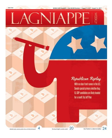 a00f8393 Lagniappe: August 10 - August 16, 2017 by Lagniappe - issuu