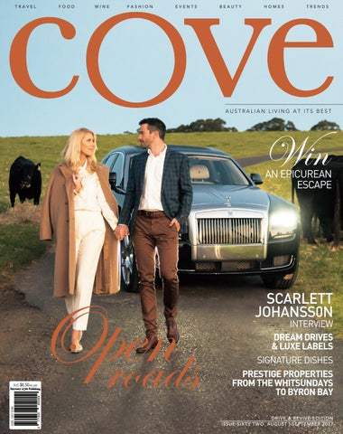 The Cove Magazine By
