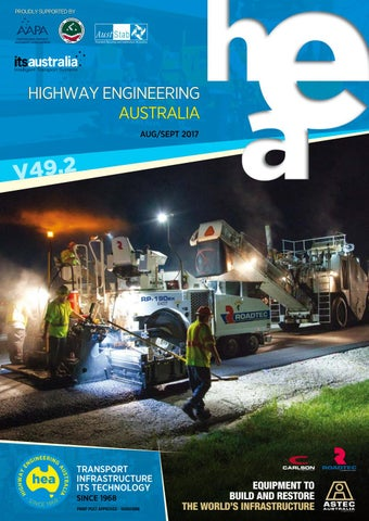 Highway Engineering Australia V49 2 August-September 2017 by EPC