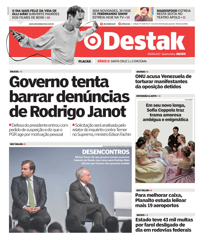 b347625507d6d Recife - 1238 by Destak Jornal - issuu