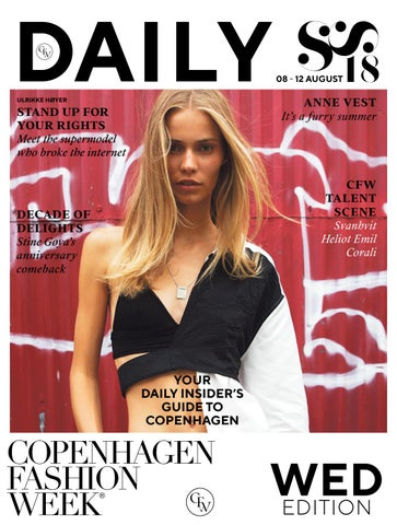 84d99182a7 Daily WED SS18 by Copenhagen Fashion Week - issuu