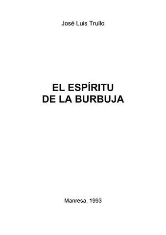 1eb9481e José Luis Trullo: La pureza de las mayorías by Libros al Albur - issuu