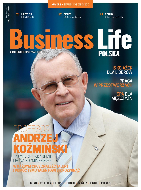 bf1ac6e0ede46 Business Life Polska 4 2017 by MajerMedia - issuu