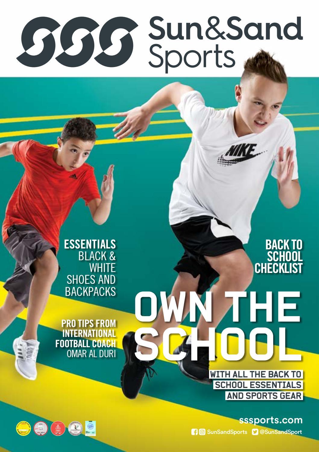 Sun \u0026 Sand Sports Back to School UAE