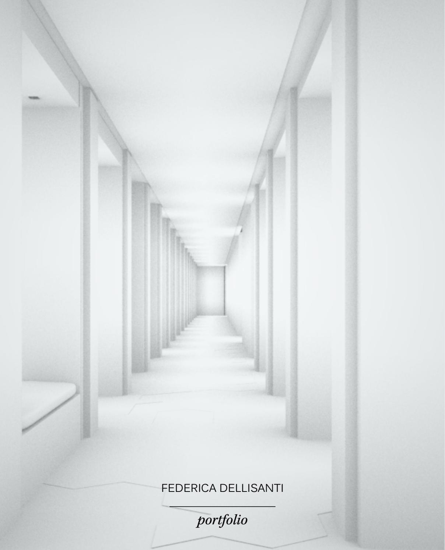 Interior design portfolio by federica dellisanti issuu - Federica naj oleari interior designer ...