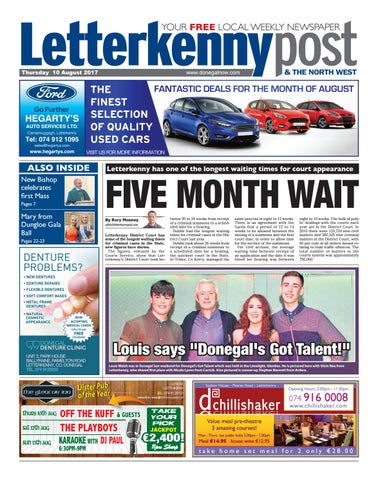 06d4ab6784f7 Letterkenny post 10 08 17 by River Media Newspapers - issuu
