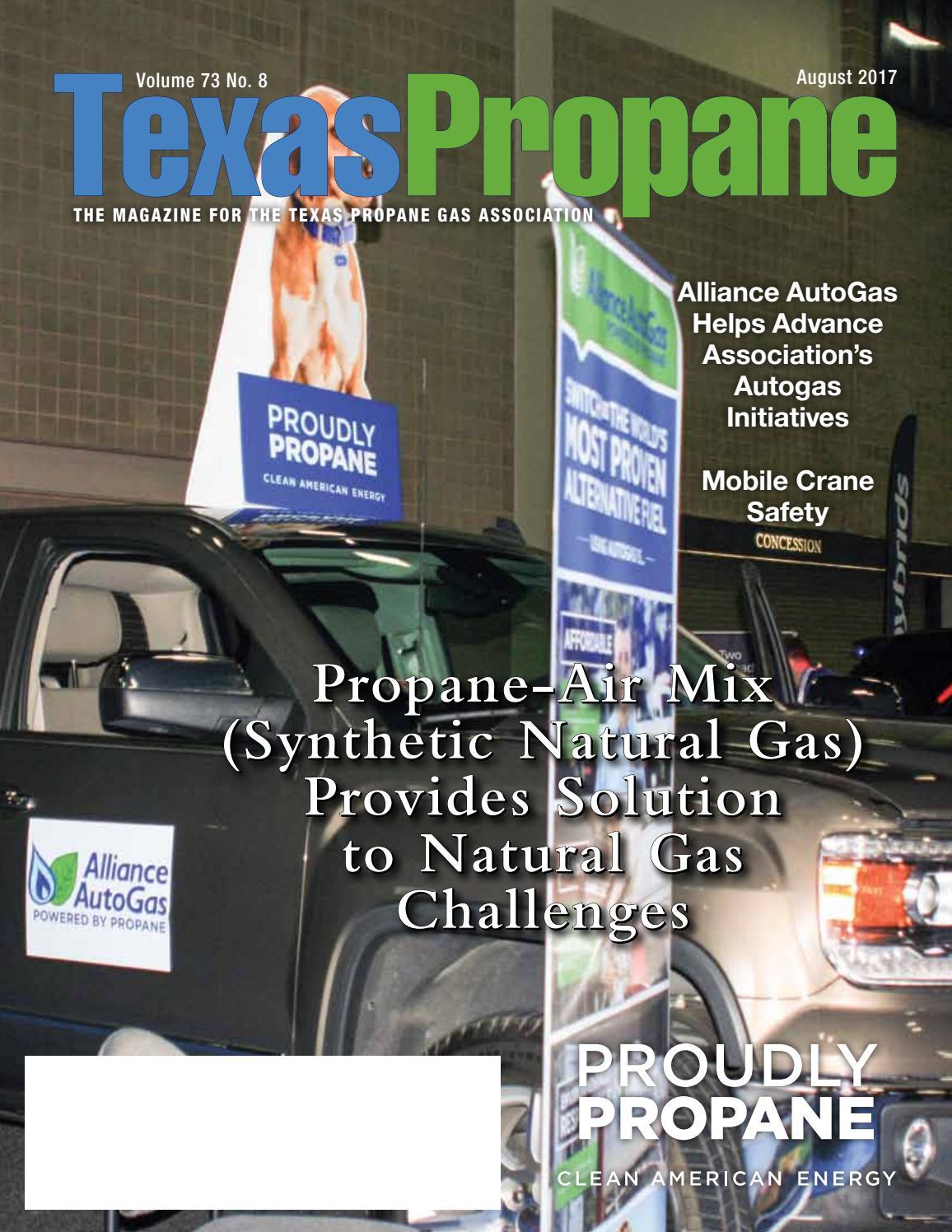 august 2017 texas propane magazine by texas propane gas