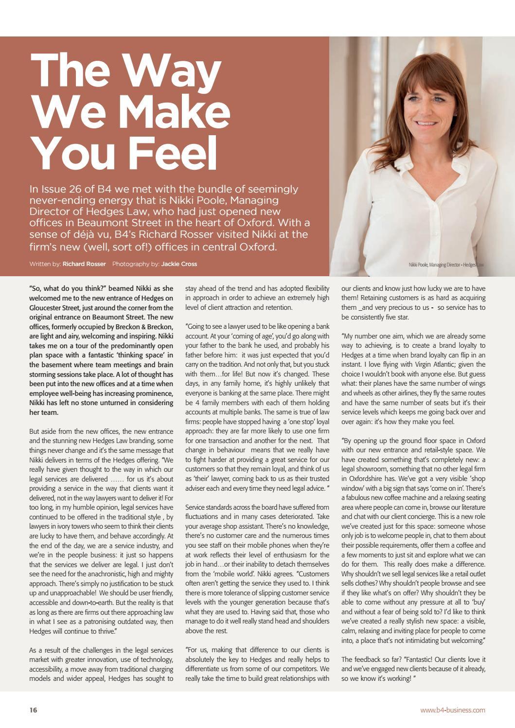ab3d1a90fc2 B4 issue 47 by B4 Magazine - issuu