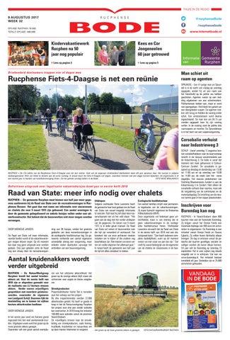 d768901d587 Rucphense Bode 09-08-2017 by Uitgeverij de Bode - issuu