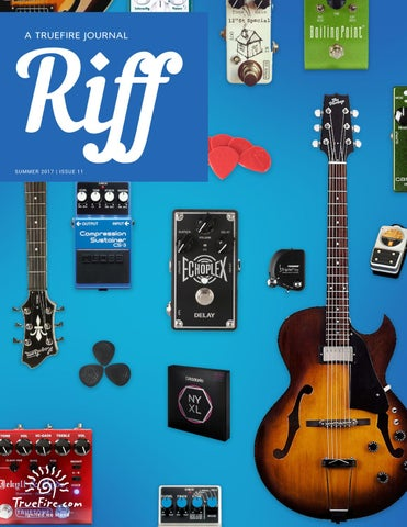 Riff Journal   Summer 2017   Issue 11 by Riff Journal - issuu