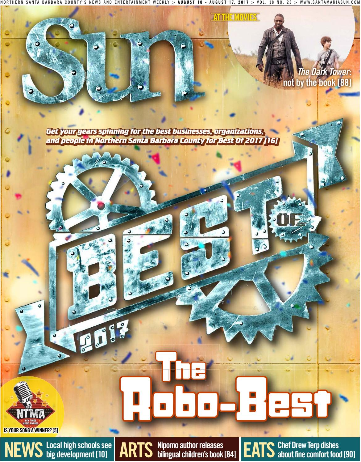 SUN Best of Northern Santa Barbara County 2017 by New Times, San ...